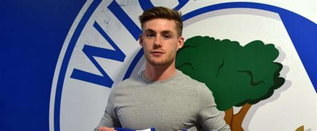 Conor McAleny is loan at Wigan from Everton. WiganLatics