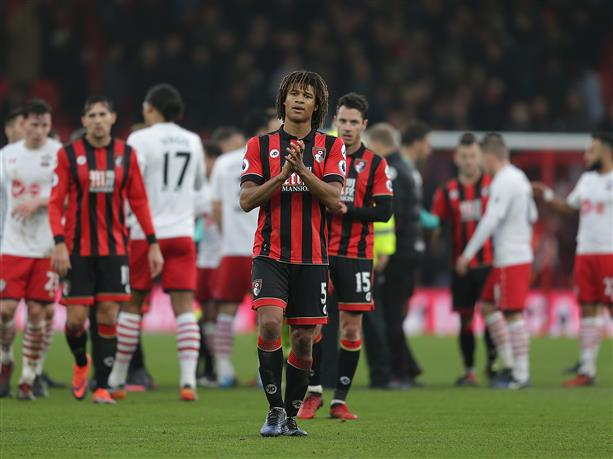 Conte said that he is aware of Nathan Ake's performances at Bournemouth. AFCB