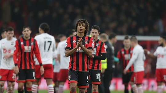 Nathan Ake is attracting interest from some of England's heavyweights. AFCB