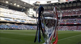 The Champions League quarter-finals for 2019-20. EFE