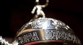 Copa Libertadores de América. Twitter @SCInternacional