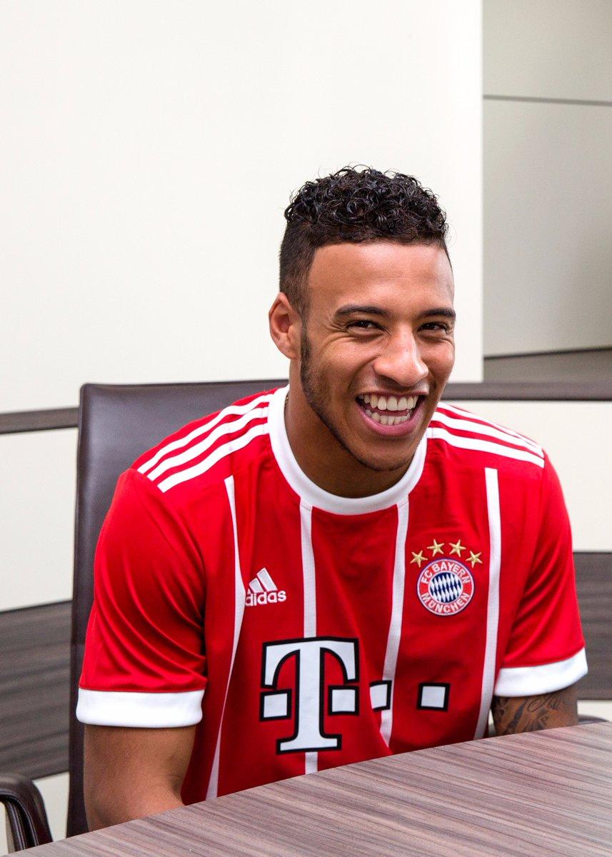 Maillot Extérieur FC Bayern München Corentin Tolisso