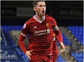 Whelan sale cedido. LiverpoolFC