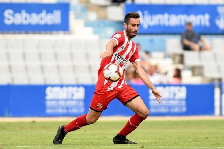 El Girona va a más desde la llegada de Martí. GironaFC