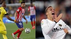 Correa y Rodrigo se verán las caras tras protagonizar uno de los culebrones del verano. EFE/BeSoccer