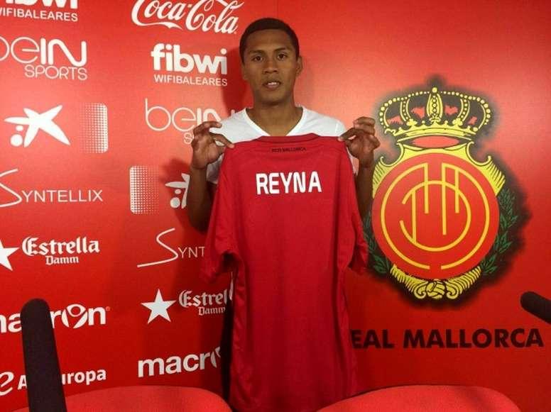 El Mallorca ha despedido a Bryan Reyna y Samuel Álex Pinto. RCDMallorca