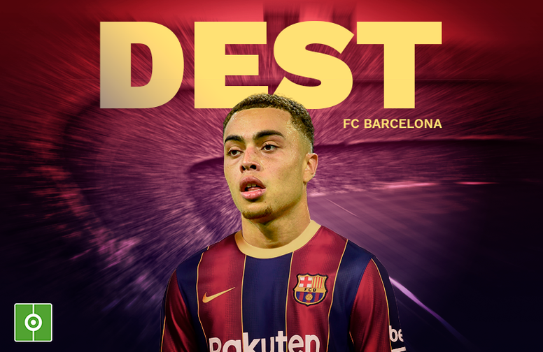 OFICIAL: el Barcelona ficha a Dest. BeSoccer