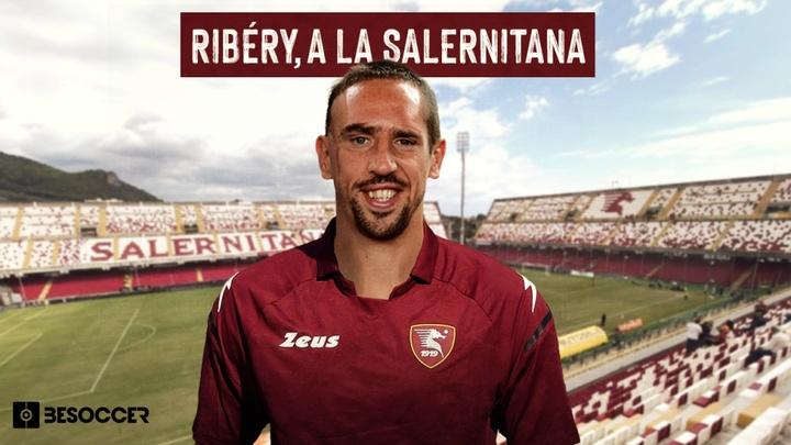 Ribéry jugará un año más en la élite del fútbol italiano. BeSoccer