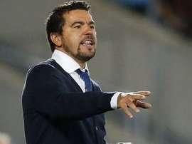 Contra se deshizo en elogios hacia el Athletic. EFE