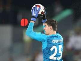 Courtois backs himself. EFE