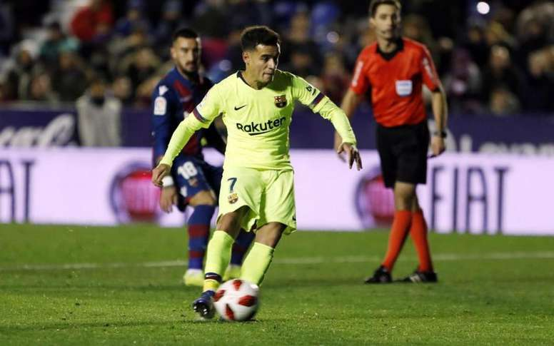 Valverde prévient Coutinho. FCBarcelona
