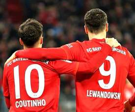 La folie du mercato s'empare du Bayern. AFP