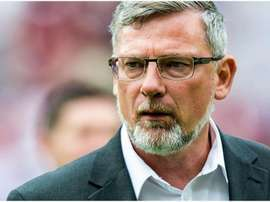 Herats boss Levein has condemned the Scottish Cup semi-final scheduling. Twitter/Heart of Midlothian