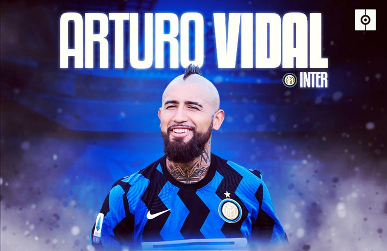 OFICIAL: el Inter de Milán ficha a Arturo Vidal. BeSoccer