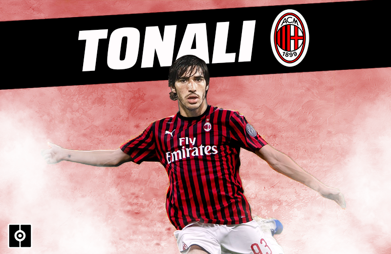 Transferts : l'AC Milan officialise l'arrivée de Sandro Tonali (Brescia)
