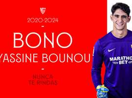 El portero fue uno de los héroes de la Europa League. SevillaFC