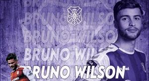 Tenerife anunciou a contratação de Bruno Wilson para a temporada 2020-21. CDTenerife