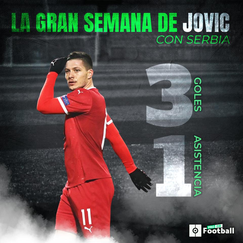 Jovic vuelve en su mejor momento como madridista