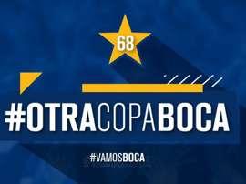 Boca Juniors, campeón de la Supercopa Argentina. BocaJuniors