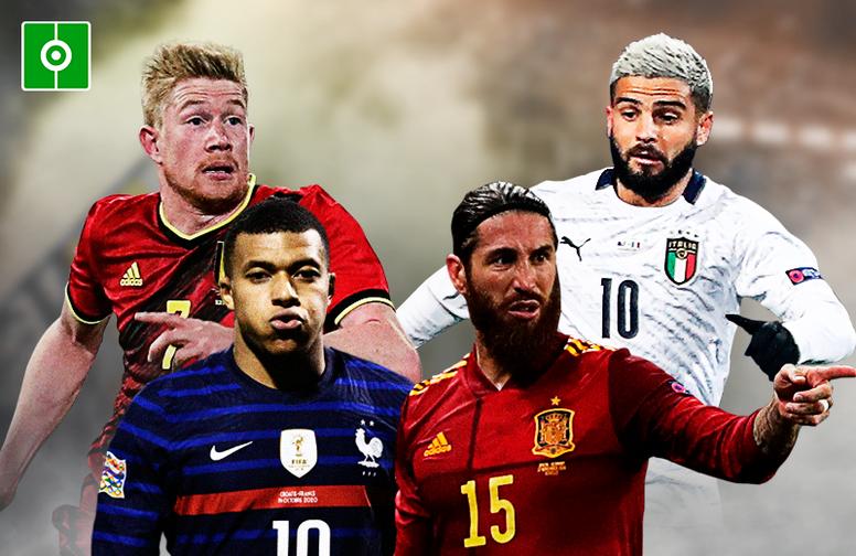 Itália, Bélgica, França e Espanha avançaram na fase de grupos da Liga das Nações. BeSoccer