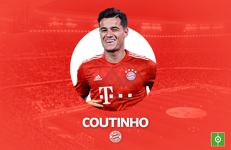 Barca's Coutinho joins Bayern Munich on loan. BeSoccer