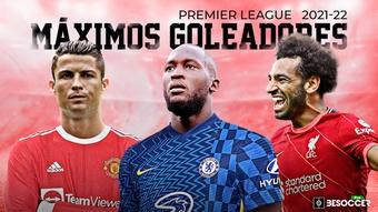 Tabla de goleadores de la Premier League 2021-22. BeSoccer Pro
