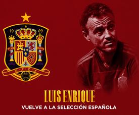 Luis Enrique vuelve. BeSoccer