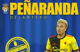 Watford prête Penaranda à Las Palmas. UDLasPalmas