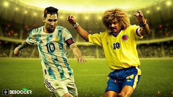 Confira quem disputou mais partidas na Copa América. BeSoccer Pro