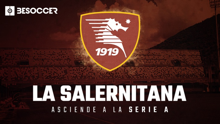 La Salernitana asciende a la Serie A. BeSoccer