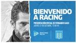 OFICIAL: Gago, nuevo entrenador de Racing