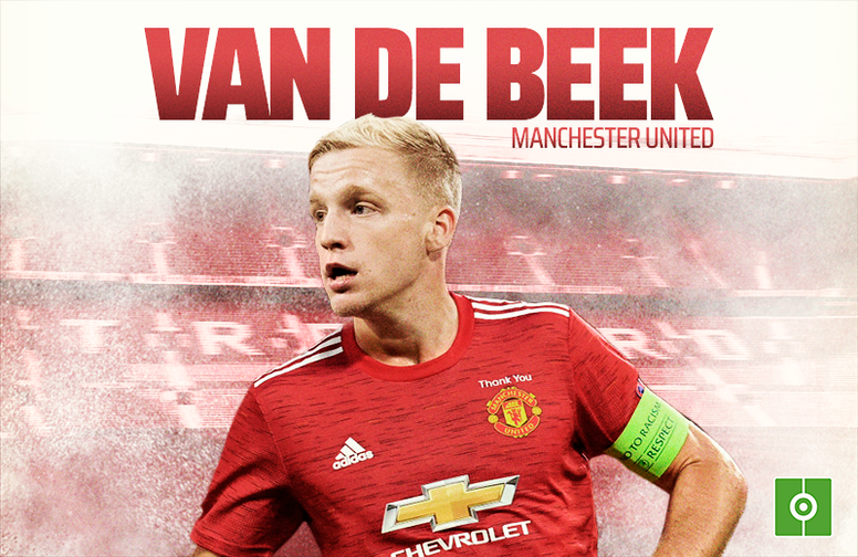 Donny Van de Beek has joined Man Utd. BeSoccer