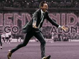 Diego Alonso, novo técnico do Inter Miami. InterMiamiCF