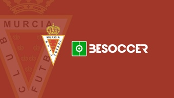 El Real Murcia y BeSoccer trabajarán juntos hasta 2023. BeSoccer