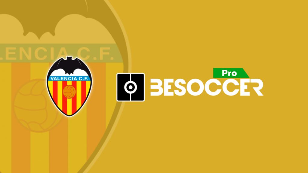 BeSoccer Pro y el Valencia CF irán de la mano hasta 2024