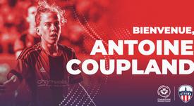 Antoine Coupland, nuevo fichaje del Atlético Ottawa. Twitter/Atleti_Ottawa
