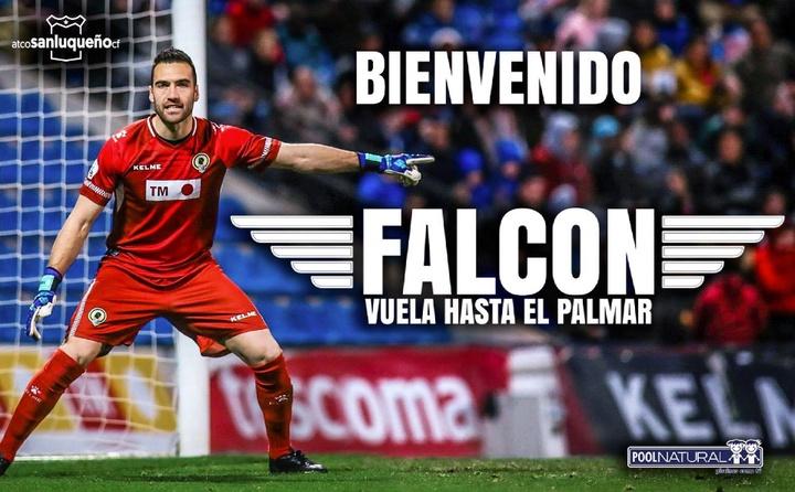 Falcón, al San Luqueño. AtléticoSanLuqueño