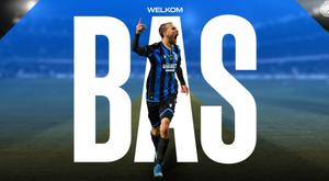 Bas Dost assina com o Brugge. clubbrugge