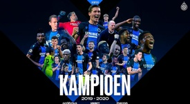 OFFICIEL : La Jupiler League arrêtée, Bruges champion. Twitter/ClubBrugge