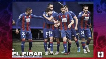 El Eibar desciende a Segunda División. BeSoccer