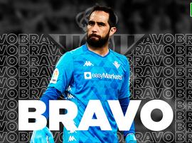 Bravo firma por una temporada con el Betis. BeSoccer
