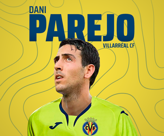 OFFICIEL : Dani Parejo à Villarreal. besoccer
