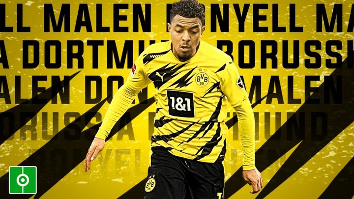 OFFICIEL : Malen transféré à Dortmund pour 30 millions d'euros. BeSoccer