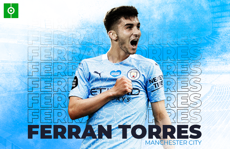 Ferran Torres has signed for Manchester City. BeSoccer