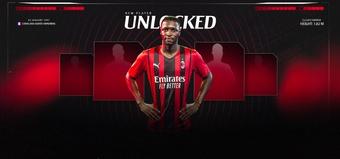 AC Milan have signed full-back Fode Ballo-Toure. ACMilan