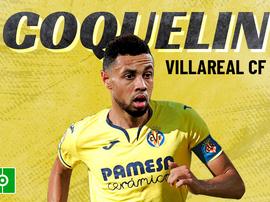 Coquelin, nuevo jugador del Villarreal. BeSoccer