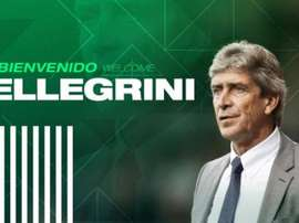 Manuel Pellegrini signe au Betis jusqu'en 2023 ! RealBetis