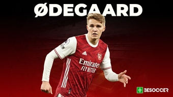 Martin Odegaard has signed for Arsenal. BeSoccer