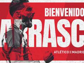 OFICIAL: Carrasco vuelve al Atlético. Atleti