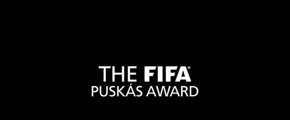 Três grandes gols estão a concurso. FIFA